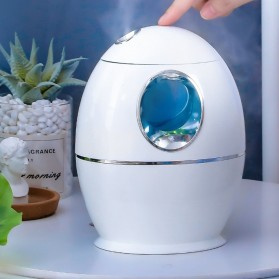 DELIXING Ultrasonic Air Humidifier Diffusers Aromatherapy 800ml - RJS63 - White - 5