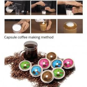 STARESSO Manual Espresso Coffee Maker Italian Concentrate Portable Machine 15 BAR - SP200-1 - Black - 4
