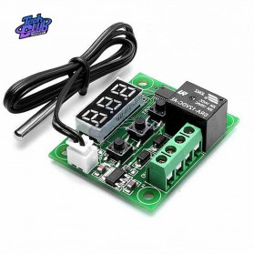 Aideepen Aquarium Digital Thermostat Temperature Controller Board with Sensor - W1209