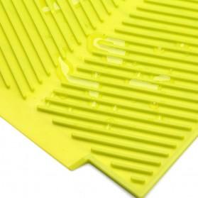 DSstyles Alas Pengering Dapur Piring Gelas Foldable Kitchen Drainer - QW-825 - Gray - 5
