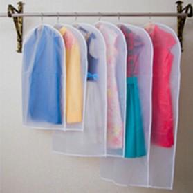 Faroot Cover Pakaian Anti Debu Dustproof Cloth Organizer 60x120cm -  PE2 - Transparent - 3