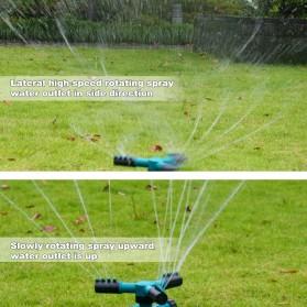 EECOO Sprinkler Air Taman 360 Derajat Automatic Watering Grass Lawn - BB-3106 - Green - 2