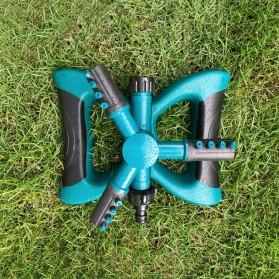 EECOO Sprinkler Air Taman 360 Derajat Automatic Watering Grass Lawn - BB-3106 - Green - 6