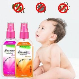 Drive Midge Obat Anti Nyamuk Mosquito Repellent Liquid Spray 80ml - Orange - Multi-Color - 2