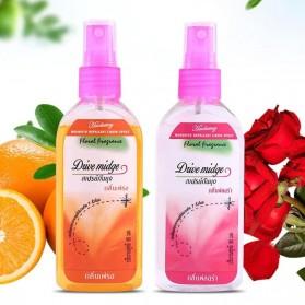 Drive Midge Obat Anti Nyamuk Mosquito Repellent Liquid Spray 80ml - Orange - Multi-Color - 3