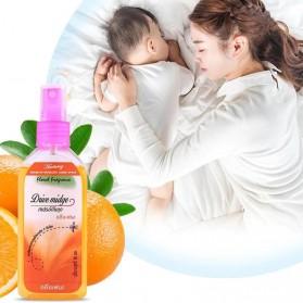Drive Midge Obat Anti Nyamuk Mosquito Repellent Liquid Spray 80ml - Orange - Multi-Color - 4