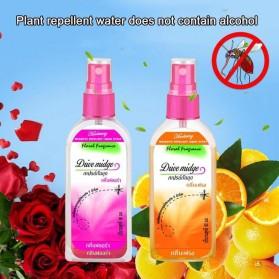 Drive Midge Obat Anti Nyamuk Mosquito Repellent Liquid Spray 80ml - Orange - Multi-Color - 5