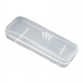 Kotak Alat Cukur Universal Shaver Storage Box - YJ33319 - Transparent - 1