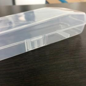 Kotak Alat Cukur Universal Shaver Storage Box - YJ33319 - Transparent - 5