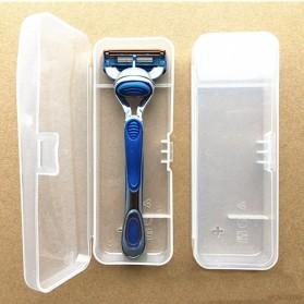 Kotak Alat Cukur Universal Shaver Storage Box - YJ33319 - Transparent - 7