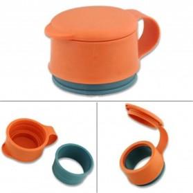 LIMITOOLS Penutup Plastik Serbaguna Magic Cover Bag Cap - MX-814 - Orange - 6