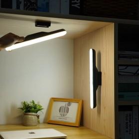 Micogreen Lampu Gantung Magnetic Night Light Stepless Dimming 14 LED - CXSSD-1001 - Black - 2
