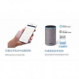 Tuya WiFi Smart Switch Light Sensor Universal Breaker Timer - JL-SS-02 - White - 8