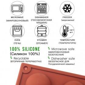 Winzwon Cetakan Coklat Es Batu Ice Cube Tray Mold Model 15 Ball - DU995 - Chocolate - 9