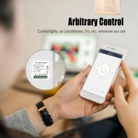 Module Controller WiFi Switch Module Smart Home Control - S2L2 - White - 6