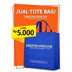 Kantong Belanja Tote Bag Reusable Jakartanotebook - Blue
