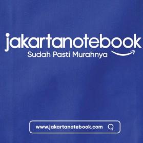 Kantong Belanja Tote Bag Reusable Jakartanotebook - Blue - 3
