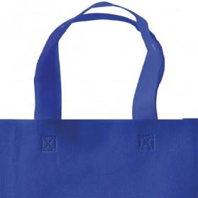 Kantong Belanja Tote Bag Reusable Jakartanotebook - Blue - 4