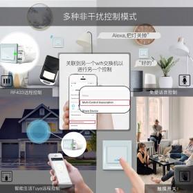 IGRELI Module Controller WiFi RF Switch Module Smart Home Control - WK201 - White - 2