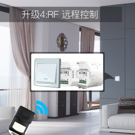 IGRELI Module Controller WiFi RF Switch Module Smart Home Control - WK201 - White - 3