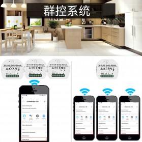 IGRELI Module Controller WiFi RF Switch Module Smart Home Control - WK201 - White - 7