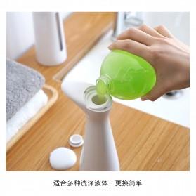 Finet Dispenser Sabun Otomatis Liquid Soap Touchless Sensor 300ML - White - 4
