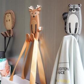 Homexw Gantungan Dekorasi Kulkas Magnetic Fridge Hook Hanger - DB1120 - Orange - 3