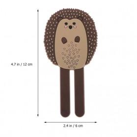 Homexw Gantungan Dekorasi Kulkas Magnetic Fridge Hook Hanger - DB1120 - Orange - 7
