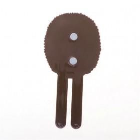 Homexw Gantungan Dekorasi Kulkas Magnetic Fridge Hook Hanger - DB1120 - Orange - 8