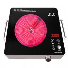 Ruipu Kompor Listrik Induksi Induction Cooker Stove Touch Screen 2200W - RPLB-22E - Black
