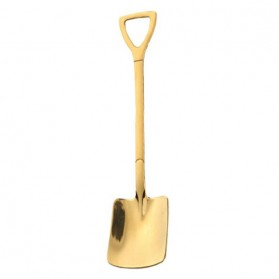 EPOCH Sekop Mini Tanaman Hias Shovel Spade Gardening Tools Square Tips - LXY550 - Golden