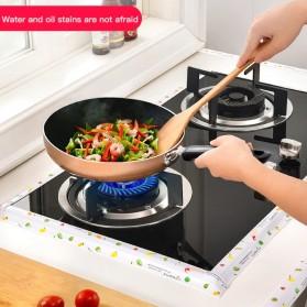 SPG Sticker Anti Jamur Self-adhesive Anti-mold Waterproof 3.7CM x 3.2M - CN1333 - Blue - 4