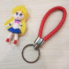 Gantungan Kunci Action Figure Sailor Moon - SS04