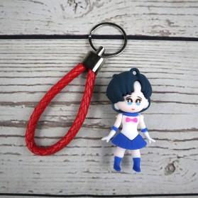 Gantungan Kunci Action Figure Sailor Moon - SS04 - 3