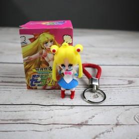 Gantungan Kunci Action Figure Sailor Moon - SS04 - 4