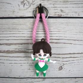 Gantungan Kunci Action Figure Sailor Moon - SS04 - 5