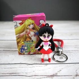 Gantungan Kunci Action Figure Sailor Moon - SS04 - 7