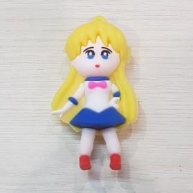Gantungan Kunci Action Figure Sailor Moon - SS04 - 9