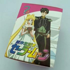 Gantungan Kunci Action Figure Sailor Moon - SS04 - 10
