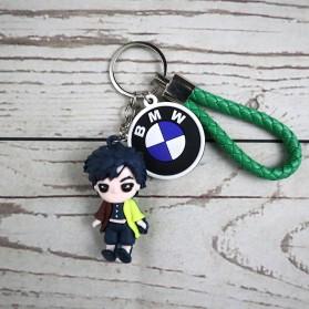 Gantungan Kunci Action Figure Naruto X Kimetsu no Yaiba - SS05 - 3