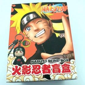 Gantungan Kunci Action Figure Naruto X Kimetsu no Yaiba - SS05 - 9