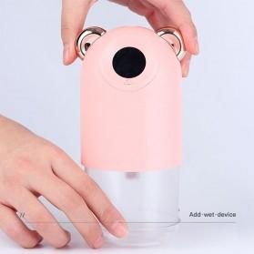 Alloet Air Humidifier LED Night Light 220ml - H61 - Pink - 6