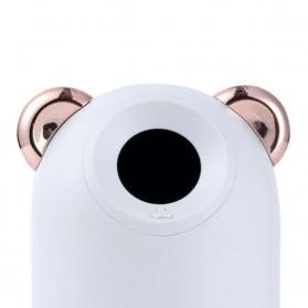 Alloet Air Humidifier LED Night Light 220ml - H61 - Pink - 8