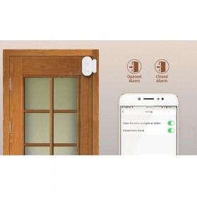 Fuers TUYA Smart Alarm Sensor Pintu Jendela Rumah WiFi - WIFID01 - White - 9