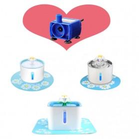 VOFORD Pompa Air Water Fountain Ultra Quiet Pump - QR31 - Blue - 2