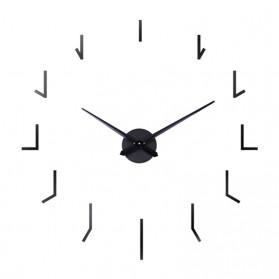 VOAINI Jam Dinding Quartz Creative DIY Design Modern 119CM - VA583 - Black
