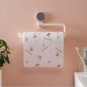 EOU HOME Tisu Kertas Soft Strong Disposable Paper Towel 1 Roll (50 Helai) - TA1242 - White - 7
