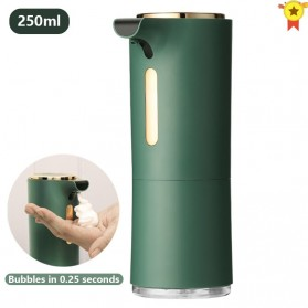LISM Dispenser Sabun Otomatis Foam Soap Touchless Sensor 250ML - D-23 - Green