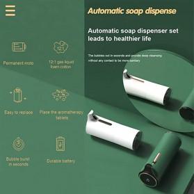 LISM Dispenser Sabun Otomatis Foam Soap Touchless Sensor 250ML - D-23 - Green - 2
