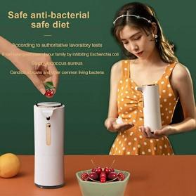 LISM Dispenser Sabun Otomatis Foam Soap Touchless Sensor 250ML - D-23 - Green - 4